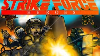 Strike Force Heroes - Full Gameplay Walkthrough