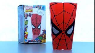 Szklanka Spider-Mana