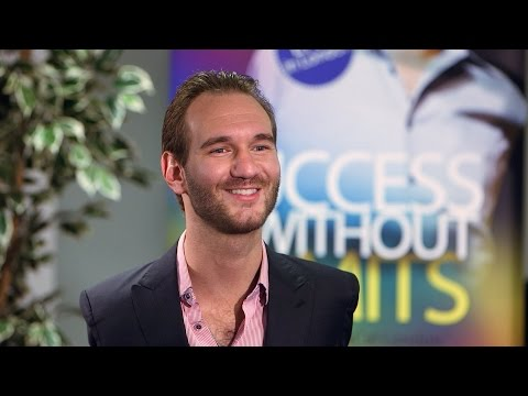 Nick Vujicic  on how life without limbs is no obstacle - Songs of Praise - BBC One