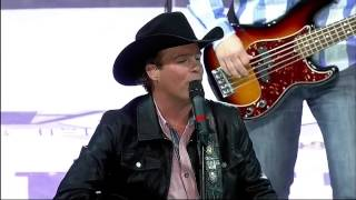 Clay Walker She Won t Be Lonely Long Live at the American
