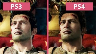 Uncharted: The Nathan Drake Collection – Uncharted 2 PS3 vs. PS4 Remastered Graphics Comparison