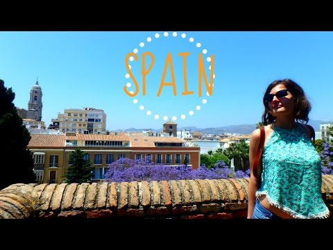 Travel Diary: Spain - Malaga 🌏