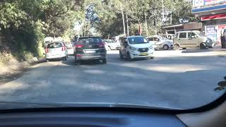 Shimla Chandigarh Solan Highway