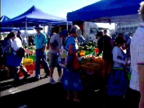 Wellington Sunday Market