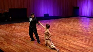 Comenzó la segunda etapa clasificatoria del Mundial de Tango thumbnail
