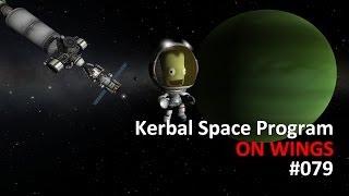 Kerbal Space Program on wings - #079 - Jool Flyby