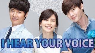 Video I Hear Your Voice - KDrama Review download MP3, 3GP, MP4, WEBM, AVI, FLV Januari 2018