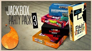 Board Game Night: Episode 5, Jackbox Party Pack 3