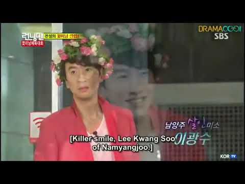 Running Man Ep.147 funny moment