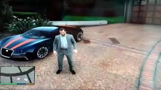 Video z gta 5 - Jak zdarma opravit auto!😃