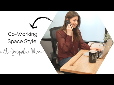 Co-Working Office Style | WeWork Chicago | Tweak TV!