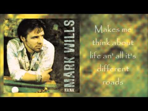 Mark Wills - Hank (Lyrics Video)