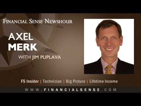 Axel Merk: Stocks Are In Bubble Territory -- Central Banks Have Compressed Risk Premiums