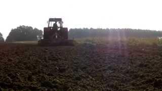 Uprawa pod żyto i przenżyto jesien 2014 - Case 1056XL , HD