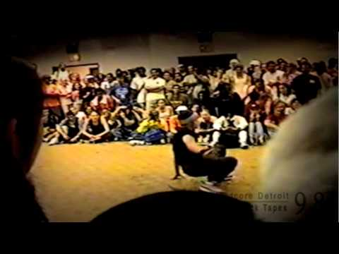 The Bboy Throwback Tapes Vol. 2 Bboy Gerald RIP