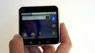 Motorola FlipOut Android Smartphone Review