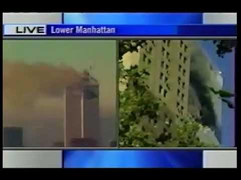 WNYW 9/11 8:48 - 8:57