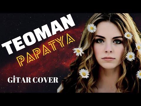 Teoman - Papatya (Orijinal Akorlu Akustik Cover)