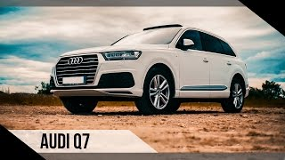 Audi Q7 | 2016 | Test | Review | German | MotorWoche