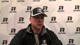 Arizona Rattlers Coach Kevin Guy Answers Fan Questions, 7-27-13