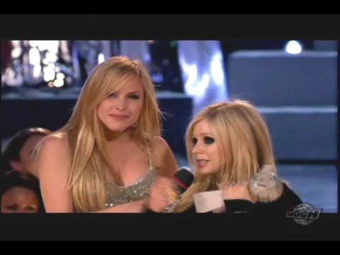 Avril Lavigne Much Music Video Awards 2007