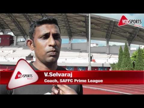SAFFC-APSSB Football Academy Selection Trial