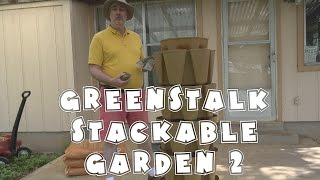 GreenStalk Garden System Part 2- The Planting | EpicReviewGuys in 4k