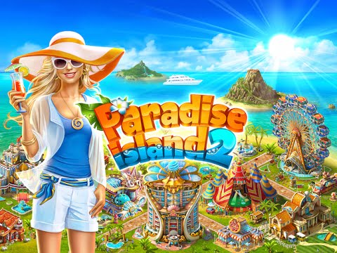 Hands On: Paradise Island 2 - (Game Insight, LLC) -  iOS / Android
