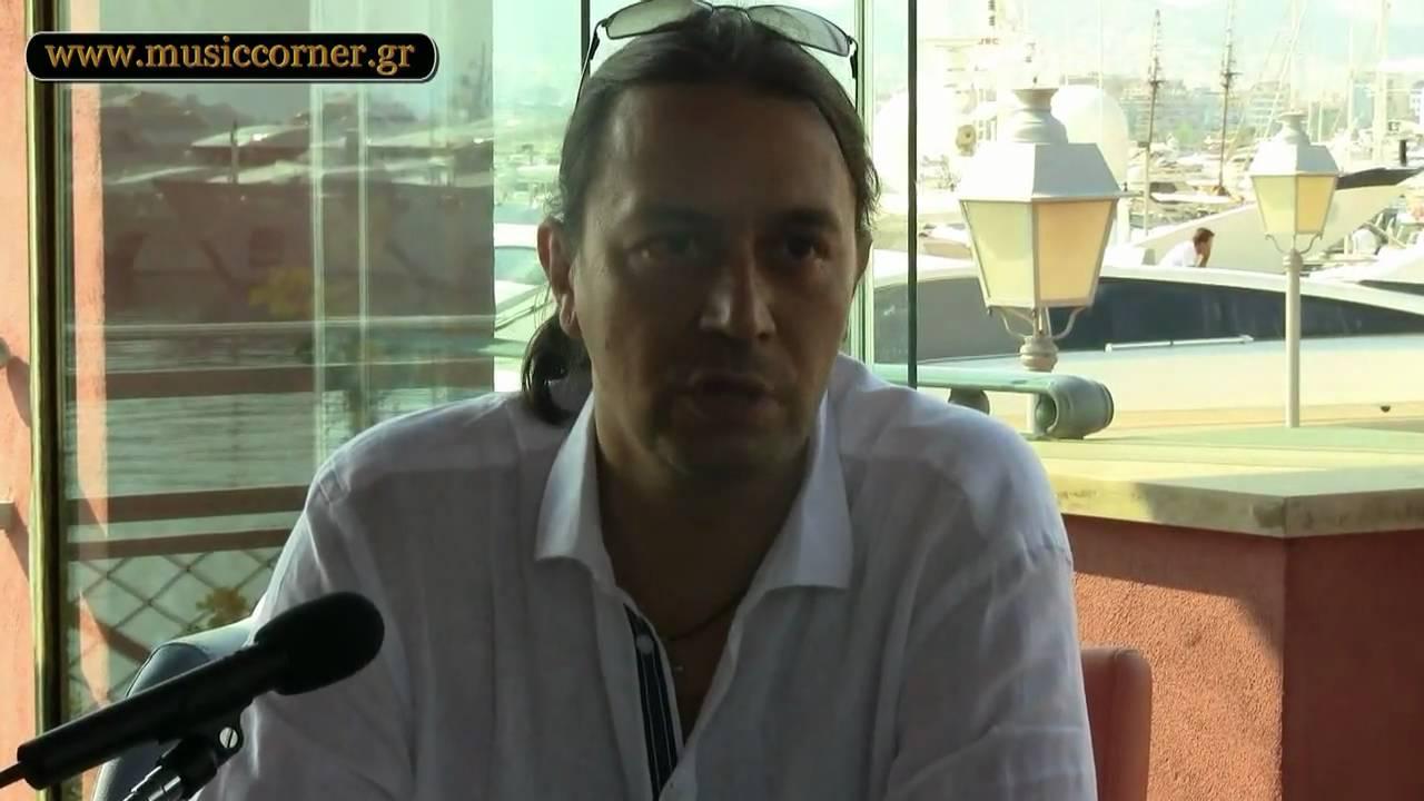 Ο Γιάννης Κότσιρας στο MusicCorner.gr -B' μέρος