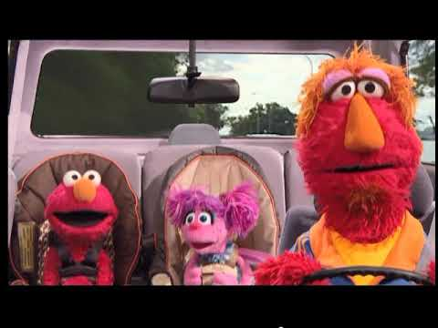 Sesame Street Elmo Travel Song And Game 4