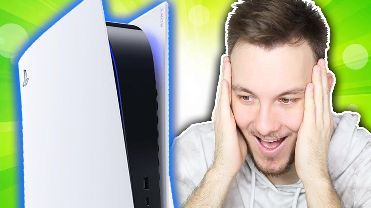 PS5 MŮŽETE MÍT I VY!   PS5 Simulator