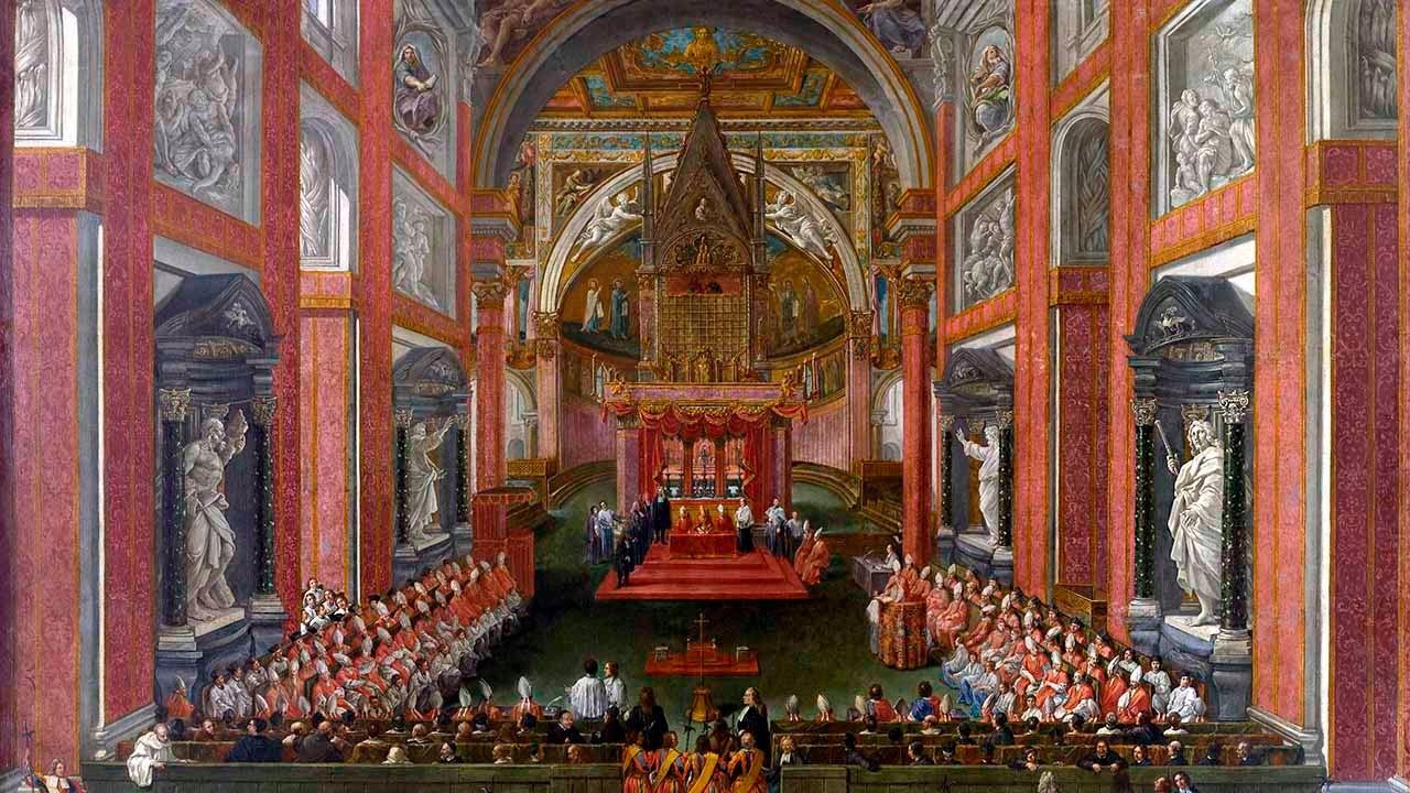Resultado de imagem para basílica do latrão