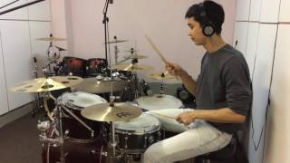 Hoobastank - Inside Of You Drum Cover