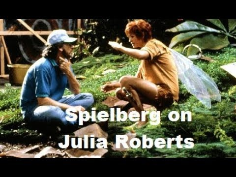 "Spielberg on Julia Roberts: ""It was an unfortunate time for us to work together."""
