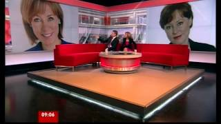 Breakfast 150312 Sian Williams last day on BBC Breakfast yt