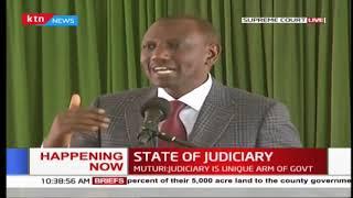 DP Ruto denies Gov\'t has lost Sh21 billion in dams scandal, calls it a flat lie