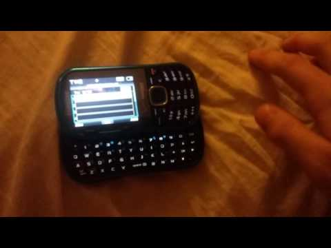 Samsung Intensity II for Verizon Wireless review
