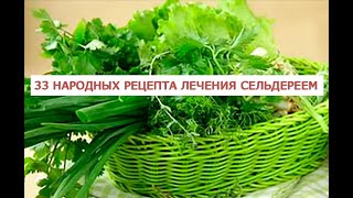 33 народных рецепта лечения сельдереем сельдерейный чай сок сельдерея сельдерейная соль холодный нас