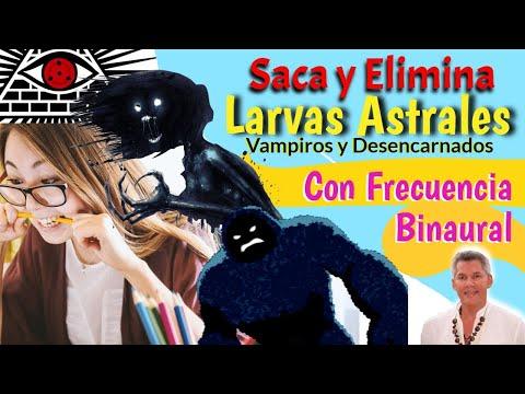 ELIMINAR LARVAS Y VAMPIROS ENERGETICOS - POR SOLESKY MELCHIZEDEK