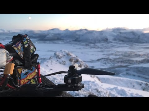 Far North FPV // RIPPING THIS EPIC LOCATION