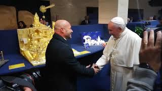 """Un terlizzese tra gli autori dei """"100 presepi in Vaticano"""""""