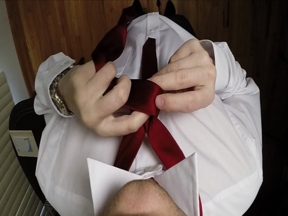 How to tie a tie pov youtube ccuart