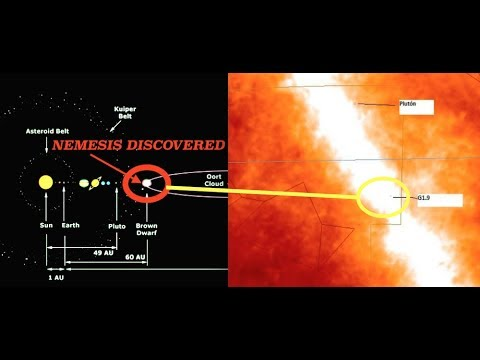 nemesis brown dwarf star discovered in our solar system