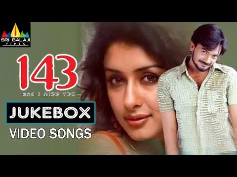 143 Jukebox  Songs  Sairam Shankar, Sameeksha, Puri Jagannadh  Sri Balaji