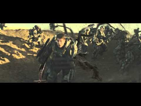 Edge of tomorrow deleted scene #1