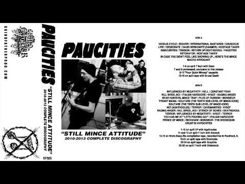 Paucities - Still Mince Attitude CS FULL ALBUM (2013 - Mince