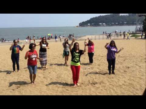 SUNRISE Macao DANCE MINISTRY feat. EVERY PRAISE
