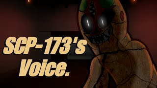 SCP-173's Voice - Fan Made Voice By TheHauntedReader