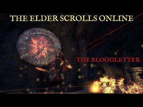 The Elder Scrolls Online: The Bloodletter (Dragon Bones)