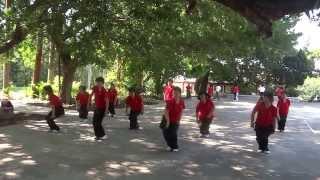 20130809運動公園班元極有愛練習版